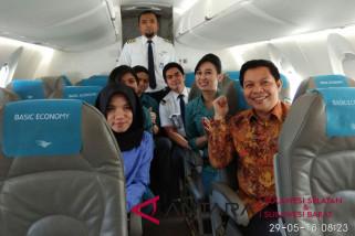 Garuda luncurkan layanan eco-basic jangkau pelanggan