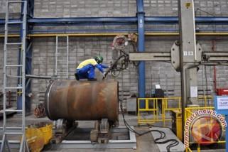 Pertumbuhan industri manufaktur Sulsel triwulan satu turun