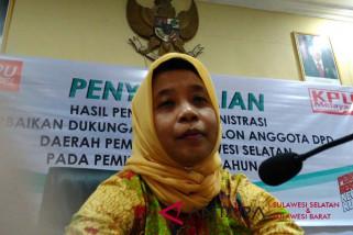 Lima bakal calon DPD Sulsel tidak lolos