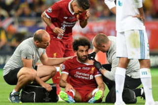 Mohamed Salah siap bertanding pada Piala Dunia Rusia