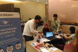 Bank Mandiri target Rp300 juta Ramadhan Fair