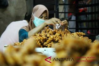 Ramadhan permintaan kue tali-tali meningkat 30 persen