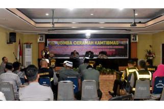 Polrestabes Makassar gelar lomba ceramah Ramadhan