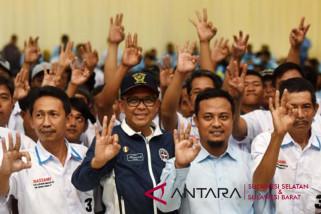Komunitas Raja Gowa dukung Prof Andalan
