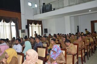 Sekda Sinjai : Pemerintah Desa wajib laksanakan pembangunan fisik