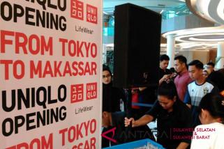 Store Uniqlo ekspansi di TSM Makassar