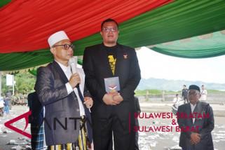 Bupati Mamuju ajak masyarakat pererat silaturahmi