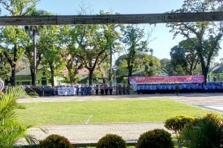Civitas akademika Unhas peringati hari lahir Pancasila ke-73