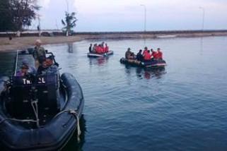 SAR Lantamal VI dikerahkan sisir kapal karam