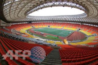 Rusia vs Arab Saudi awali pertandingan Piala Dunia 2018