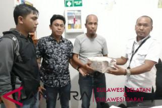 Avsec bandara gagalkan pengiriman narkoba ke Gorontalo