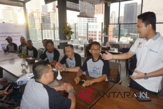 Ribuan TKI mudik dari Malaysia