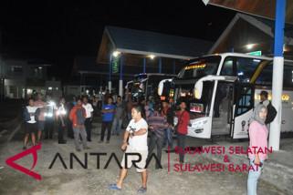 1.648 pemudik diberangkatkan melalui Terminal Simbuang