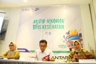 BPJS Kesehatan Cabang Makassar jamin pemudik dilayani