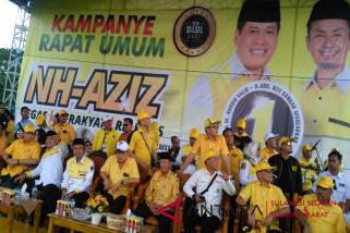 Nurdin Halid doakan Presiden Jokowi panjang umur