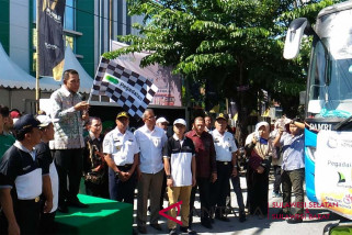 Kanwil Pegadaian Makassar gelar mudik gratis