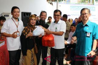 Kanwil Pegadaian VI Makassar gelar pasar murah