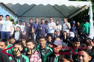 BPJSS Ketenagakerjaan Makassar gandeng Grab jangkau peserta