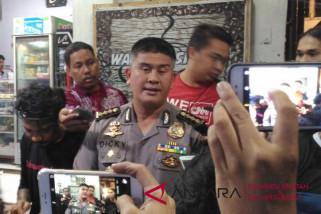 Polda amankan perusak kantor Panwaslu Pinrang