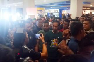 Jokowi Jalan-Jalan keI Mal Panakukang Makassar