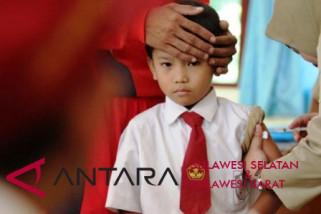 Dinkes Makassar target 100 persen imunisasi Rubella