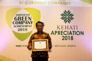 Hadi Sugeng: lingkungan makin hijau dengan sawit, masyarakat makin sejahtera