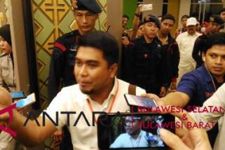 Rekapitulasi KPU Makassar kolom kosong unggul