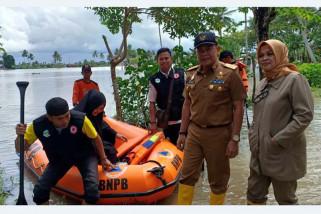 Banjir landa tiga kecamatan di Kabupaten Bone