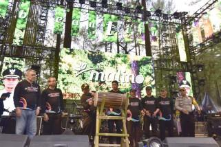 Gubernur sulsel sebut Kebun Raya Malino potensial