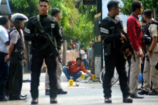 Polda Jatim : Bom di Pasuruan meledak saat dirakit
