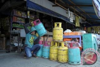 Warga perbatasan Indonesia-Malaysia lebih memilih elpiji Negeri Jiran