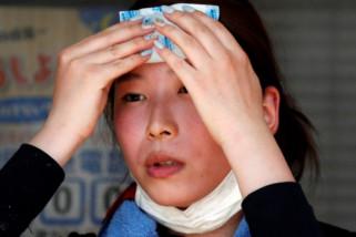 Gelombang panas tewaskan 65 orang di Jepang