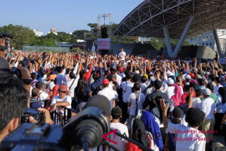 Presiden : Usai pilkada mari jaga persatuan bangsa