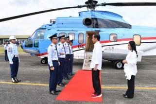 Presiden Joko Widodo ke Sulsel resmikan PLTB Sidrap
