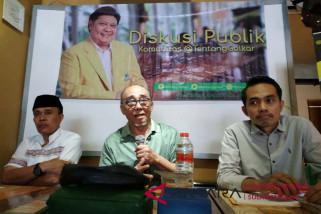 Komunitas tentang Golkar bahas pembangunan Indonesia Timur