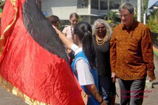 Kunjungan mantan Menteri Kebijakan Perempuan Australia