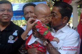 Menteri Sosial bertemu korban selamat KMP Lestari Maju