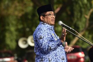 Penjabat gubernur kukuhkan 72 Paskibra Sulsel