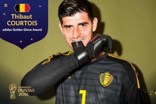 Real Madrid rekrut Courtois