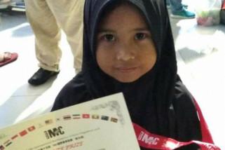 Anak pimpinan kebun Astra Agro harumkan Indonesia di ajang Olimpiade Matematika