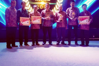 Bawaslu Sulsel raih enam penghargaan Award 2018