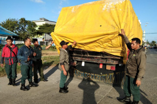 KLHK Sulawesi amankan kayu ilegal