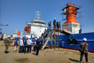 PT IKI sudah produksi 168 kapal