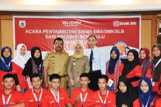 BUMN Hadir - Wagub Sulbar sambut 26 SMN dari Bengkulu