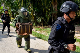 Polda: handak jaringan Santoso siap diledakkan