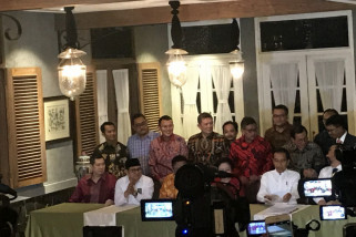 Ma'ruf Amin cawapres Jokowi