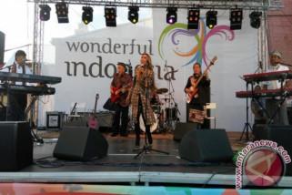 Pengunjung Festival Indonesia Moskow lampaui target