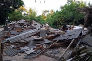 BNPB : Rumah di Indonesia kebanyakan belum dirancang tahan gempa
