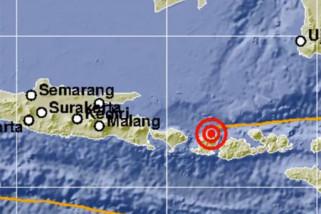 Pascagempa Lombok warga diimbau jauhi bibir pantai
