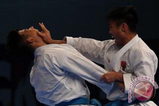 Sulsel raih lima medali Kejurnas Karate PPLP
